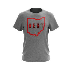 Lakota West Ohio Outline Tee
