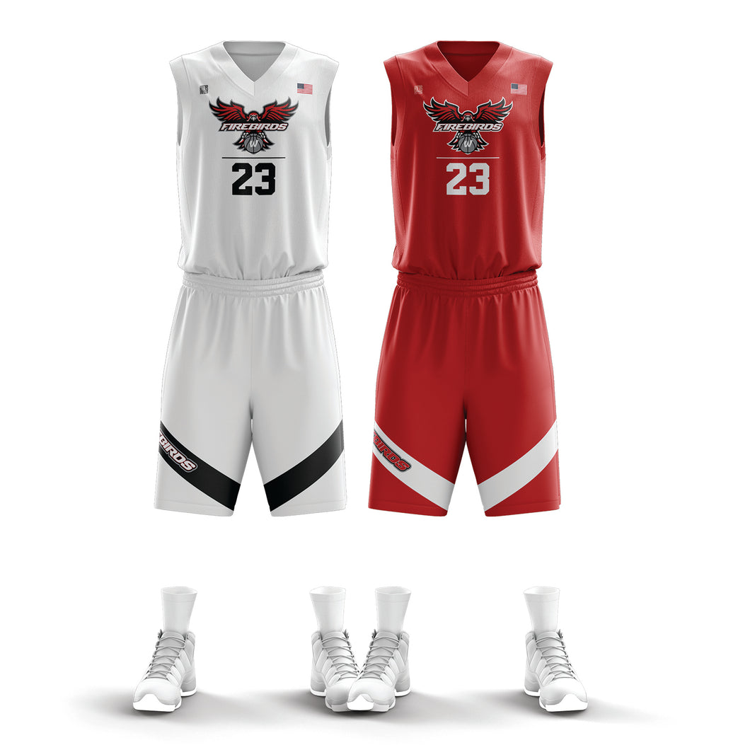 West Basketball Practice Gear