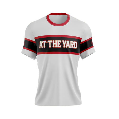 At The Yard Full Sublimated Jersey (White Sox)