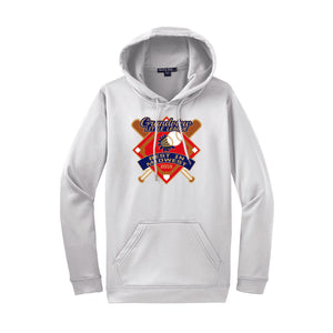 Grandview Little League Hoodie (White)