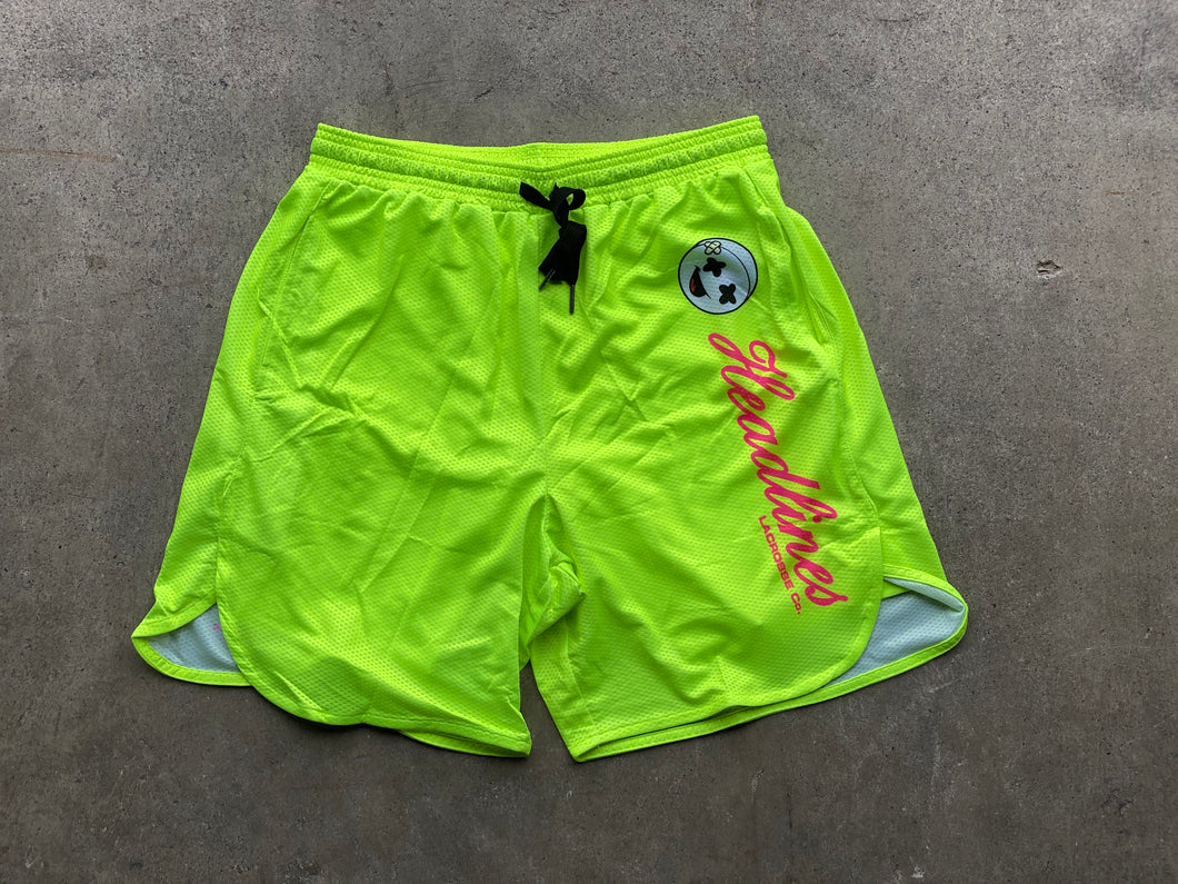 Lifestyle Short - Larry Lacrosse