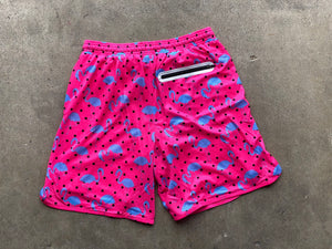 Lifestyle Short - New Flamingo
