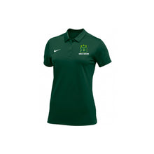 Badin Girls Soccer - Nike Team Polo (Green)