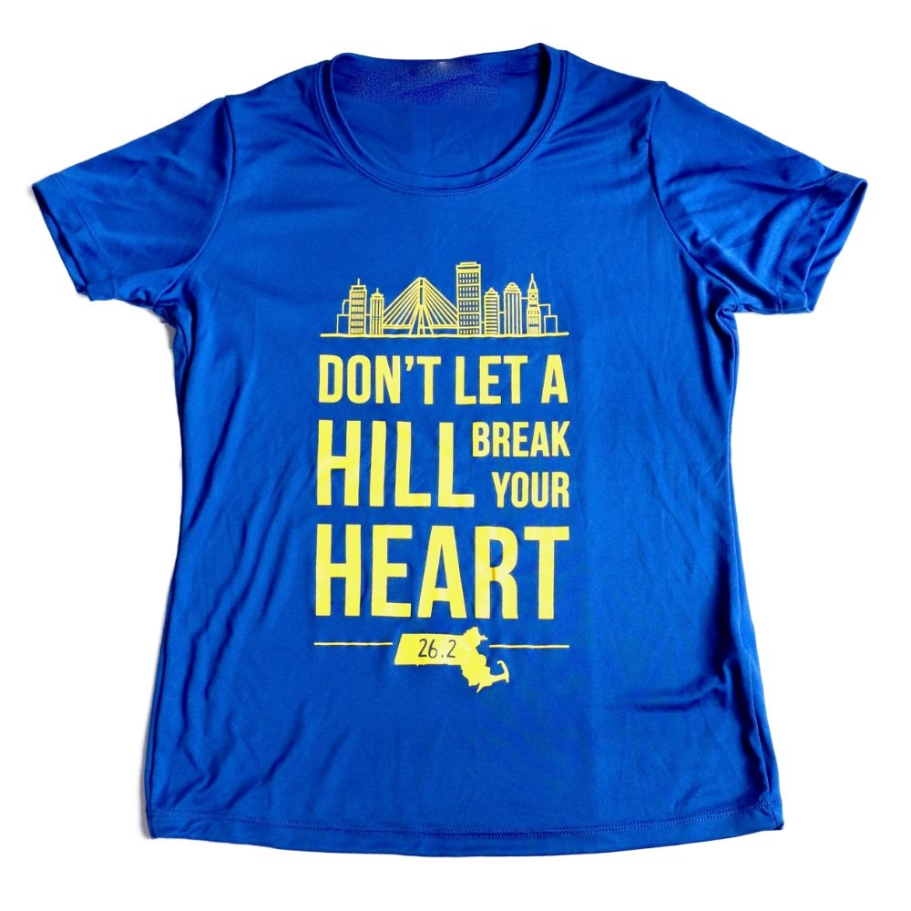 Don't Let A Hill Break Your Heart T-Shirt