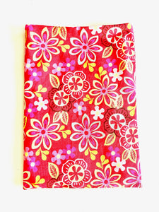 Pink Flowers Wet Bag