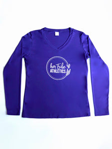 Her Tribe Athletics Long-sleeve Shirt