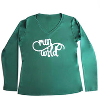 Run Wild Long Sleeve Shirt