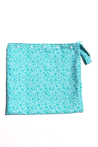 Blue Bubbles Wet Bag