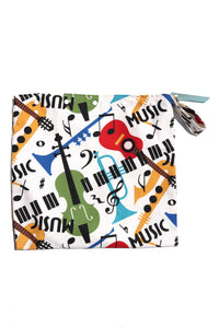 Music Lovers Wet Bag