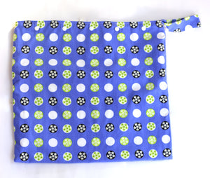 Groovy Buttons Wet Bag