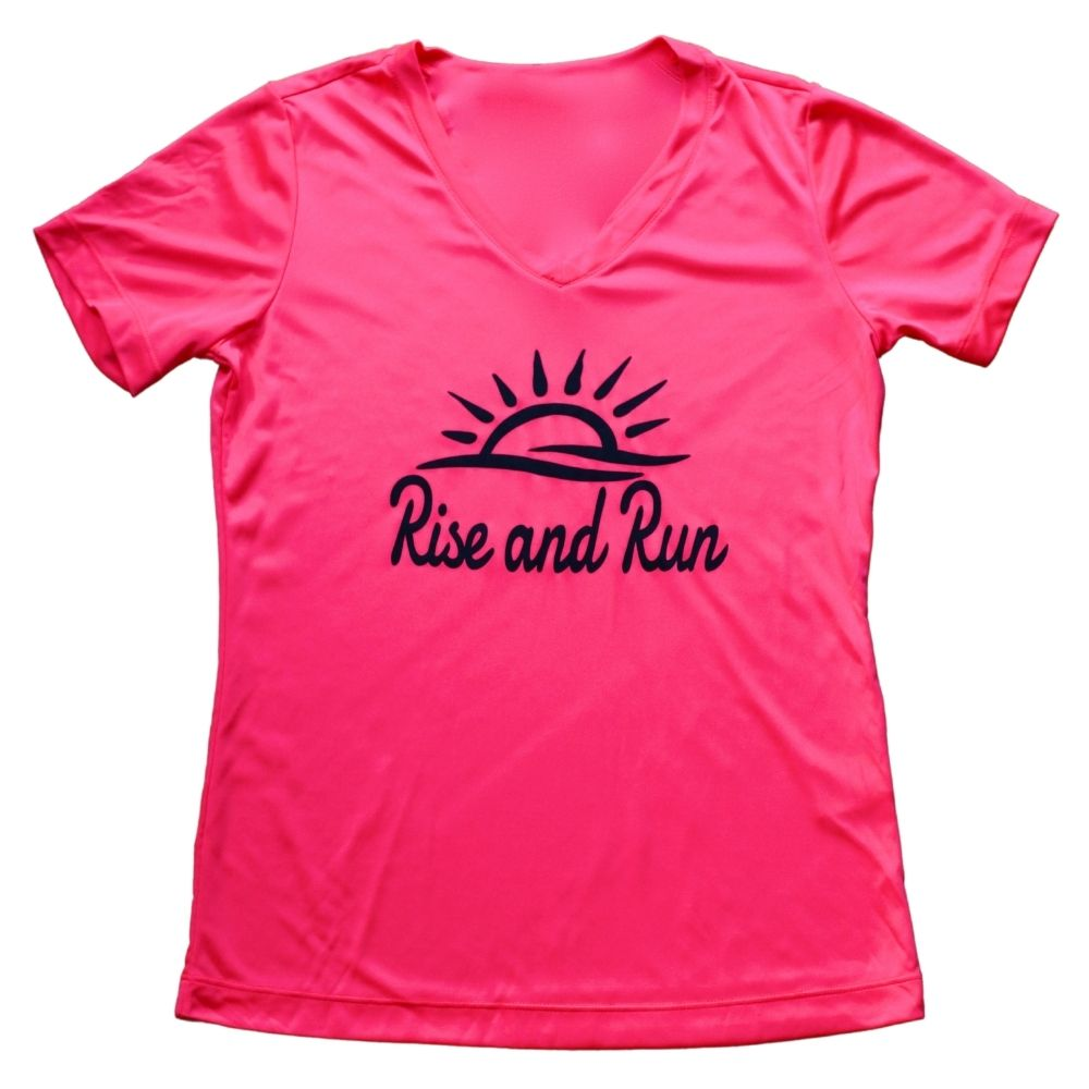 Rise and Run T-Shirt