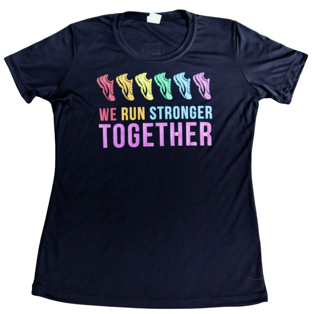 We Run Stronger Together (PRIDE) T-Shirt