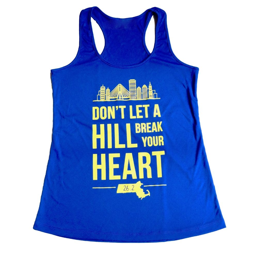Don't Let A Hill Break Your Heart Tank