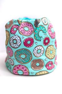 I Love Donuts Fleece Lined Hat