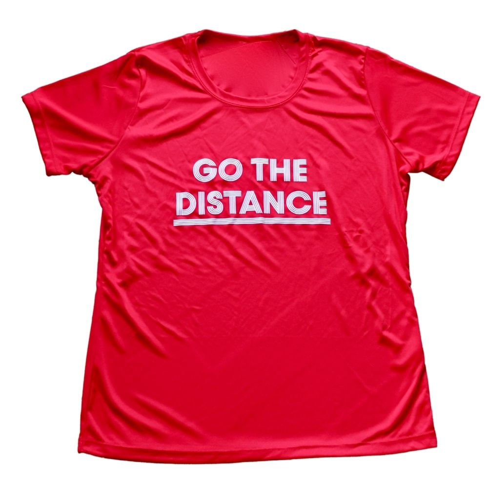 Go The Distance T-Shirt