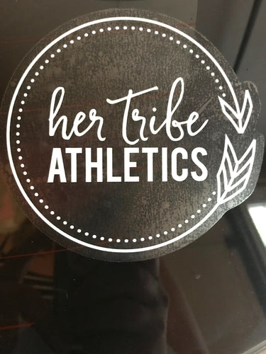 Her Tribe Car Decal