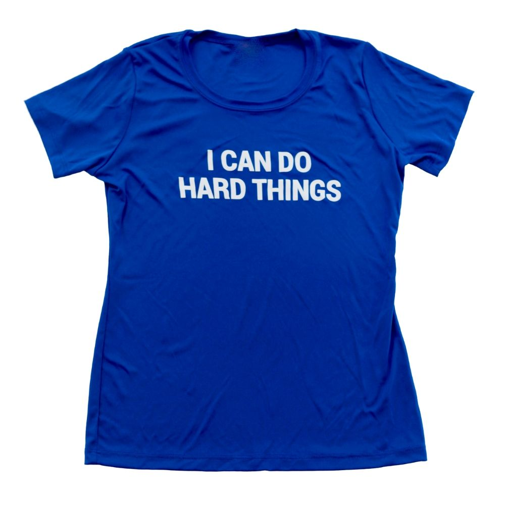 I Can Do Hard Things T-Shirt