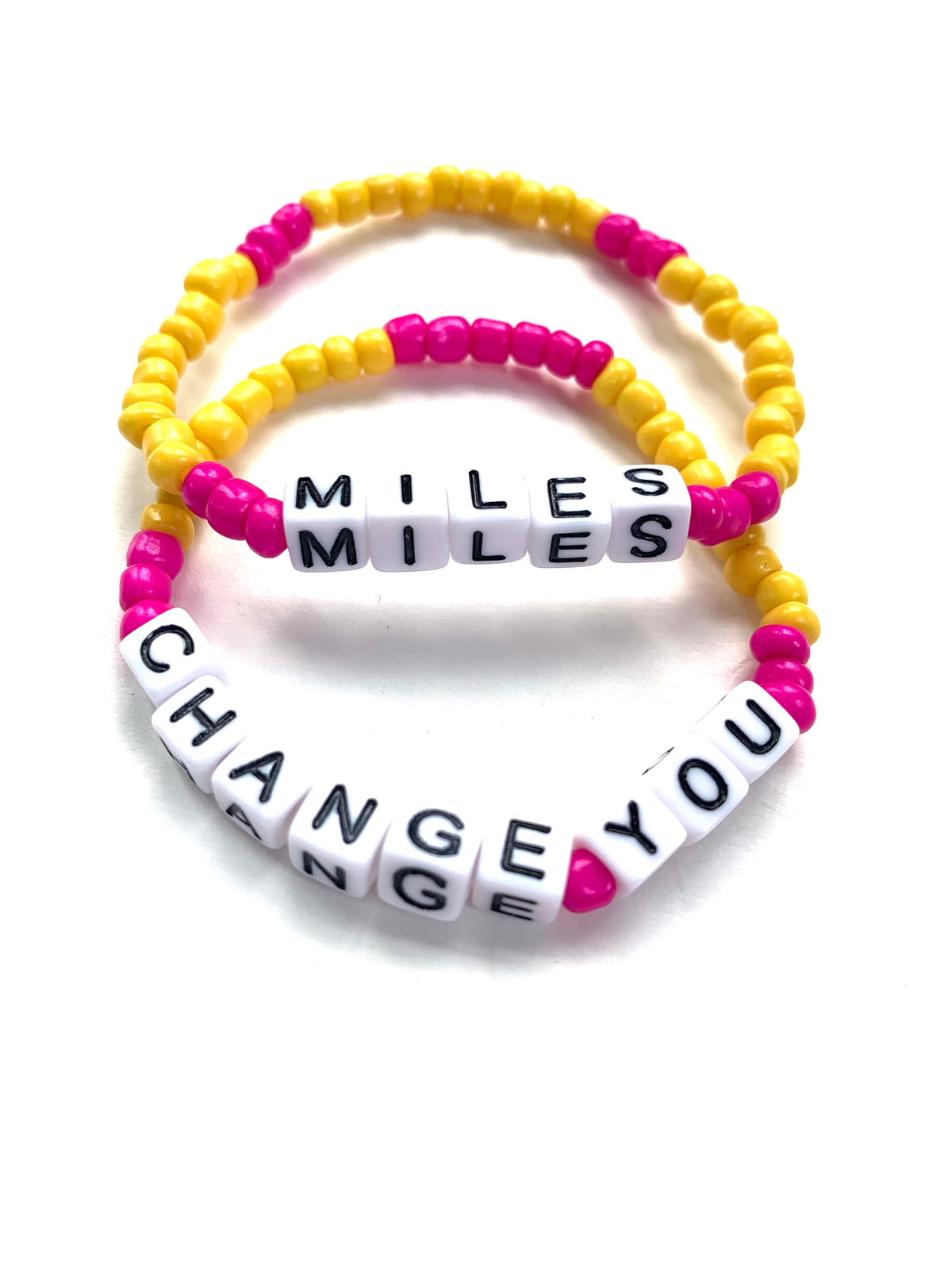 Miles Change You Bracelet Set