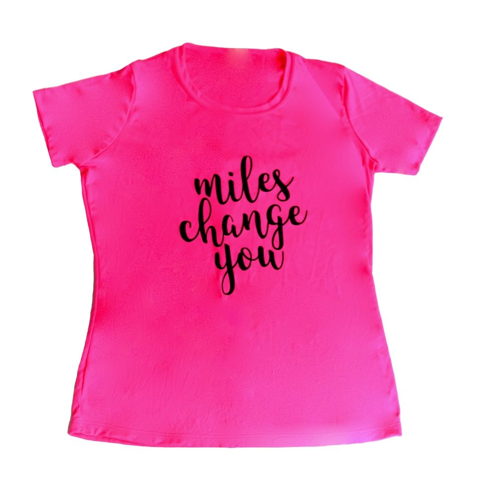 Miles Change You T-Shirt