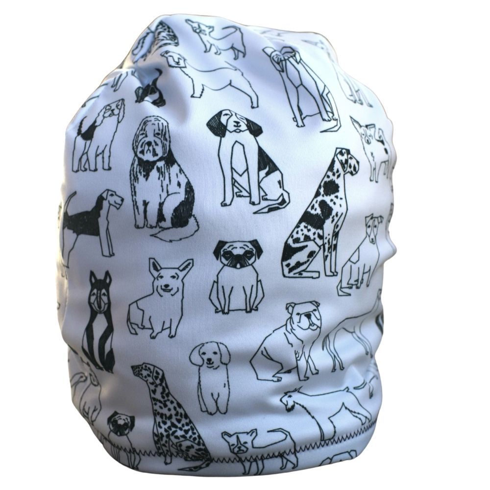 Mutts Fleece Lined Hat