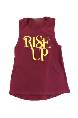 Rise Up Muscle Tank