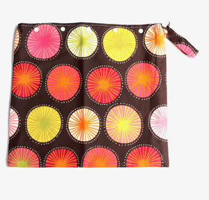 Spiral Shells Wet Bag