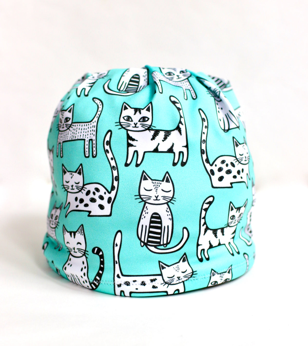 Cats Meow Fleece Lined Hat