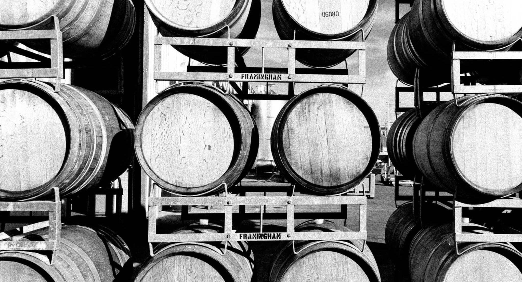 Framingham Wine Barrels