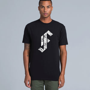 Framingham 'F' Tee Shirt - Male