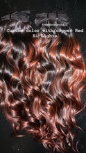 Custom Hair Services (Coloring and Hand-Tied Weft Options)