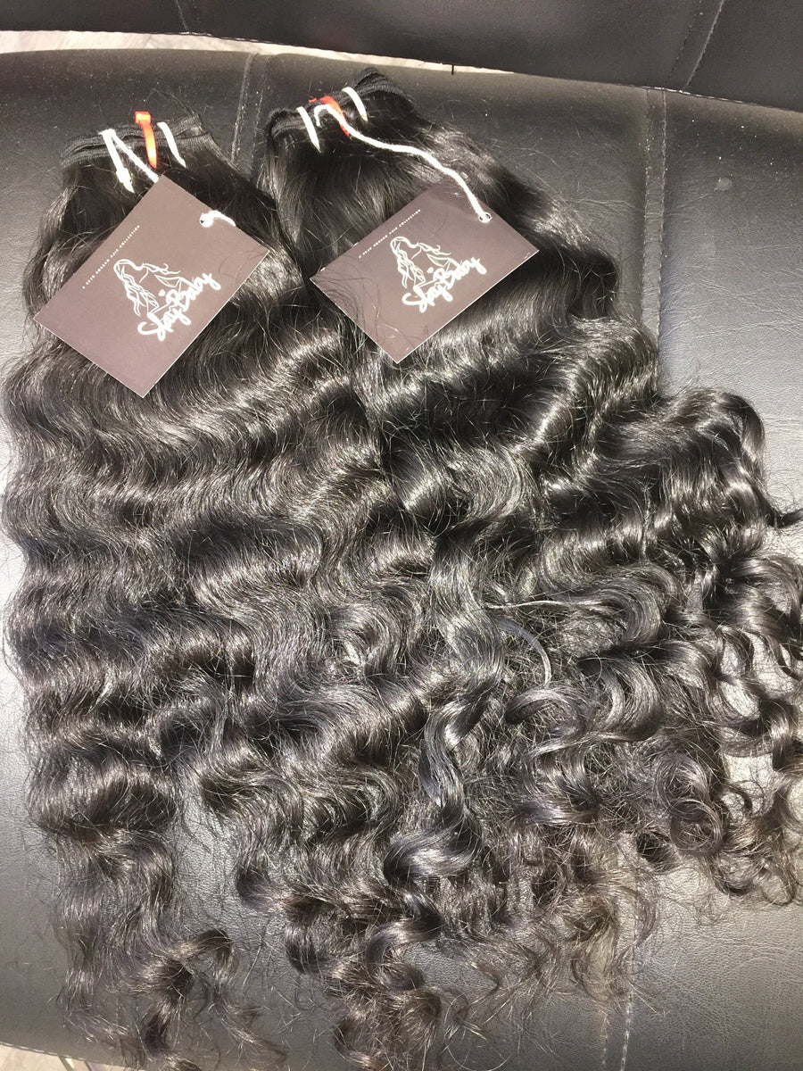 Slay Curly (Raw Indian Natural Curly)