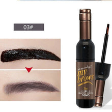 Long Lasting Eye Brow Makeup 3D Peel Off Gel