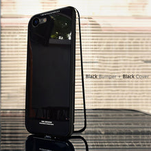 Ultra Slim Magnetic Shock Proof Cases For iPhone X 8 7 6S 6 Plus