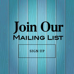 join our mailing list | Natural Elements By L