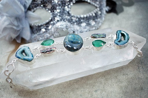 Gemstone Jewelry | Natural Elements By L