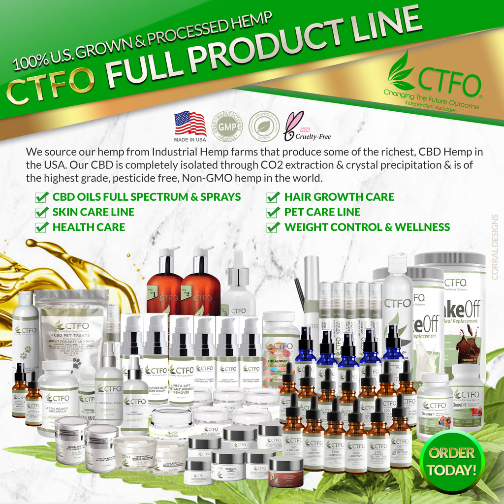 CTFO NATURAL ELEMENTS