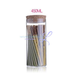 1 Transparent Glass Storage Jar 2 Kitchen Elements