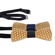 Natural  Elements Swag Bow Tie