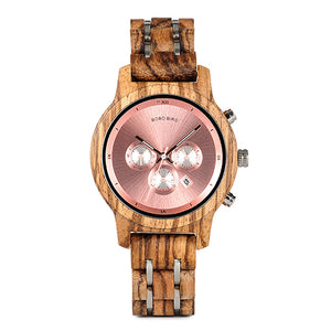 BOBO BIRD Wood Watches A1 Timepieces for Men and Women