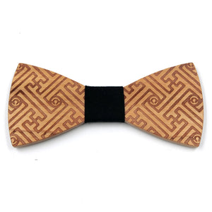 Natural Elements Handmade Butterfly Suits Wood Neck Wear Bow Ties