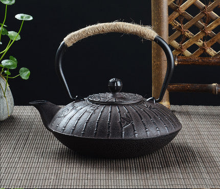 Cast Iron Kettle Cast Tea Pot