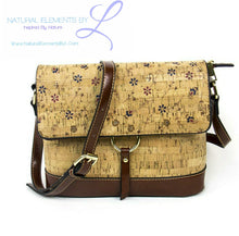 Annette Natural Elements Cork Handmade Luxury Handbag