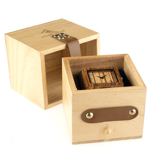 BOBO BIRD Timepieces Mens Wood Watches in Wooden Gift Box
