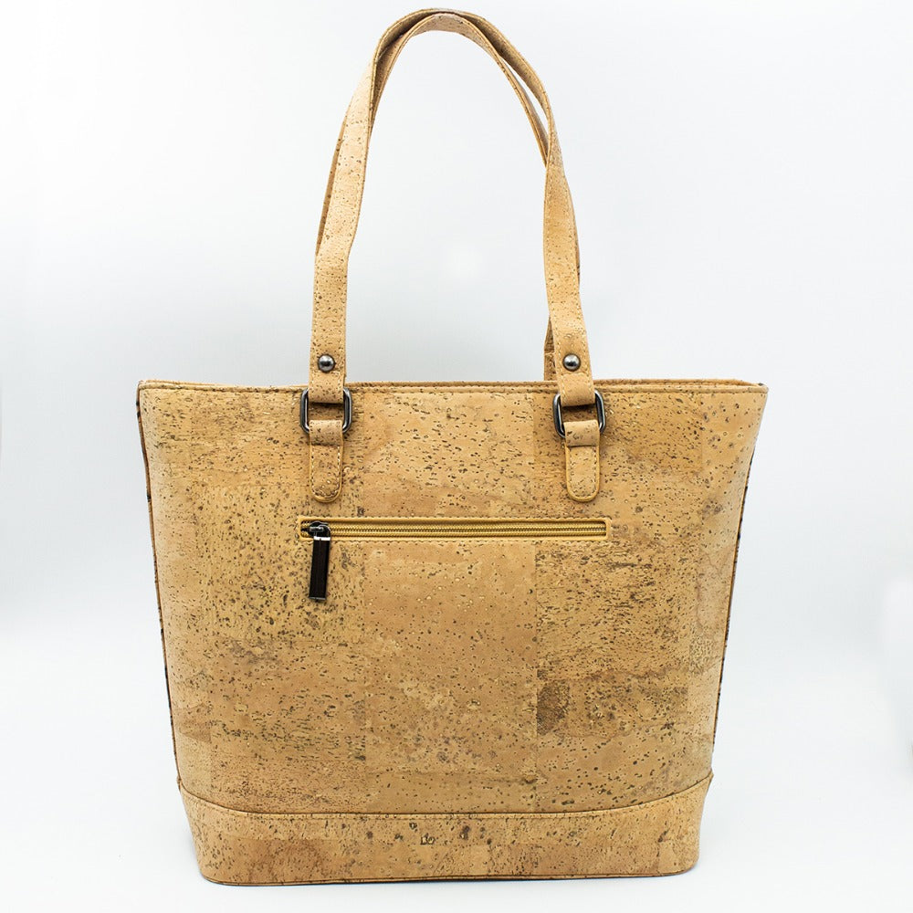 Cork Life Handbag for Women Crack Effect Handmade BAG-318-A