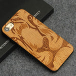 Luxury Carvings Case for iPhone 7 8 Plus & iPhone X