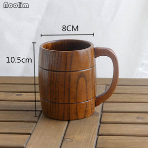 Natural Elements Eco-friendly 400ml Coffee Cup