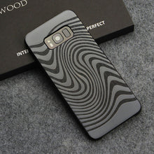 Genuine Wood Carved Phone Cases for Samsung S8 S8 Plus
