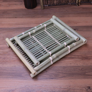 Natural Elements Bamboo Serving Tray