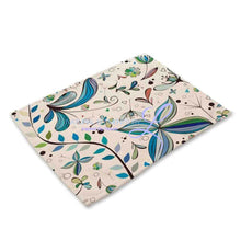 Beautiful Flower Pattern Table Mats Mp00314 Place