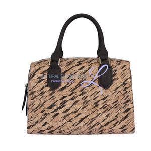Daphne Luxury Vegan Handmade Natural Cork Handbag Color 2 Handbags